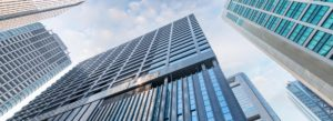 Header - Business Insurance Skyscrapers Modern